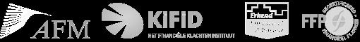 AFM - KIFID - Erkend Financieel ADVISEUR (EFA) - Erkend Hypotheek Adviseur (EHA) - Financieel Planner (FFP) Bij De HypotheekStore