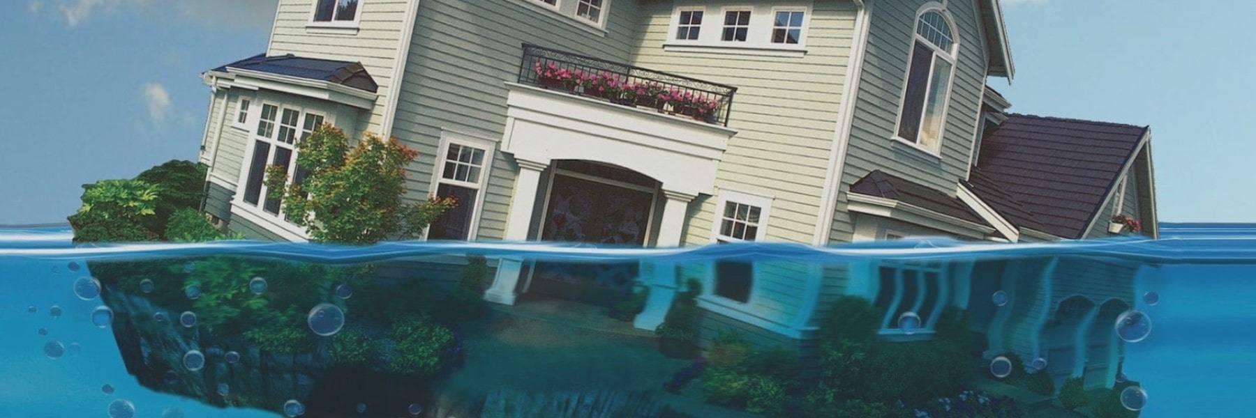 Woning kopen met restschuld - onderwaarde - HypotheekStore - De HypotheekStore
